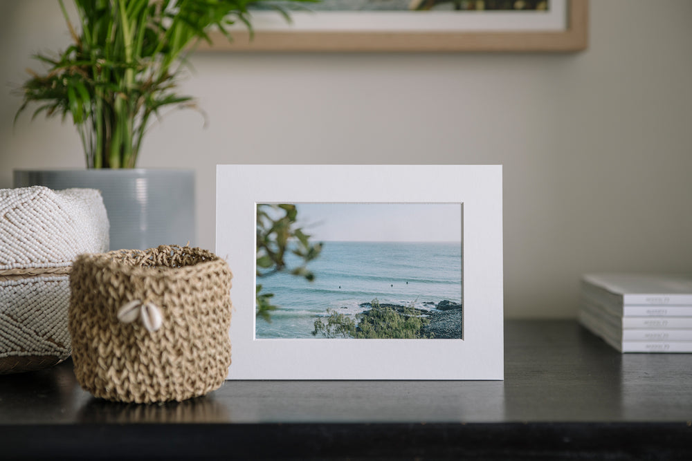 Granite Bay Memento Print