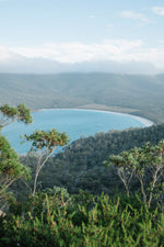 Wineglass Bay Memento Print