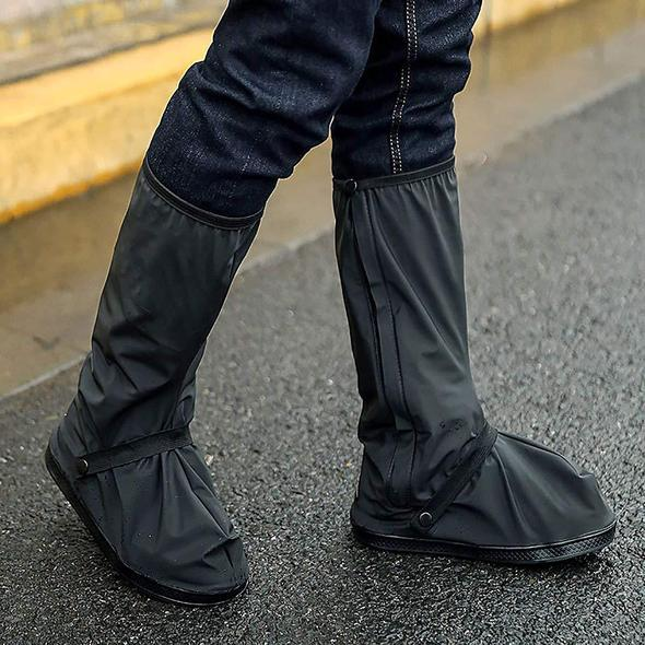 Durable Rain Boot Shoe Covers