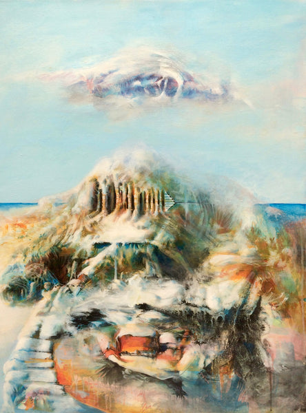 The promised land ( 60x80 cm )