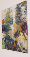 A walk in the forest (50x70cm)