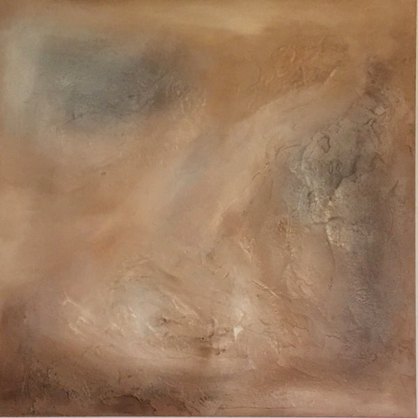 Dreams of chocolate (100x100cm)