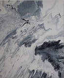 Sea of marble (100x120cm)