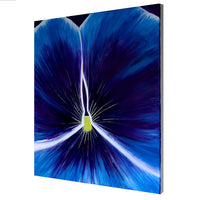 Flower abstract II ( 70x70 cm )