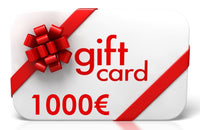 1000 Euro Gift Card