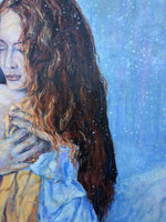 Daughter of winter (90x120cm)