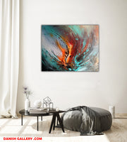 Abstract spartel 47 (100x80cm)