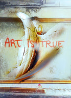 Art is true (80x120cm)