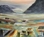 Composition no. 2375 - Faroe Islands (73x60cm)