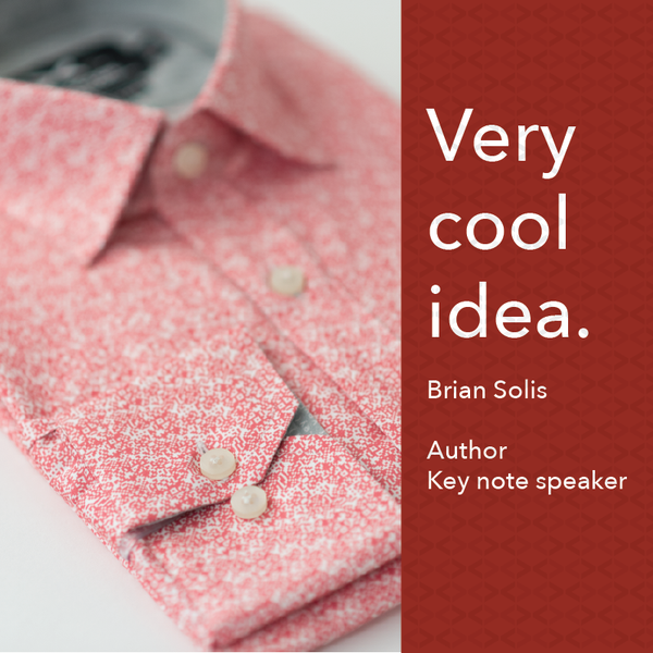 Very cool idea. Brian Solis
