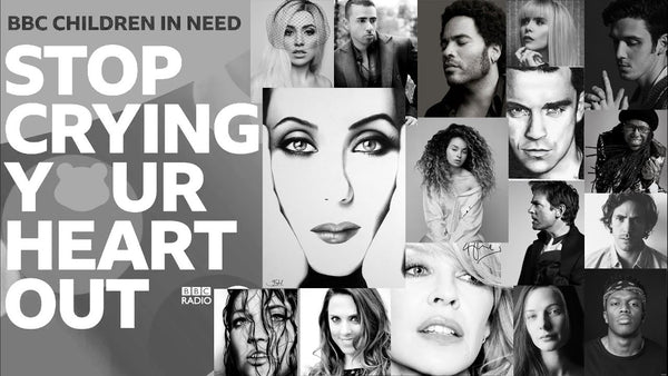 Stop crying your heart out - Various artists