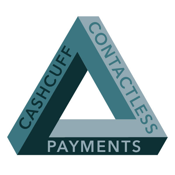 CashCuff Contactless Payments triangle