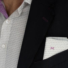 DressCode Cursor shirt and pocket square