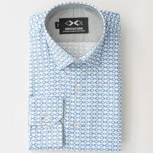 DressCode signature pattern shirt folded