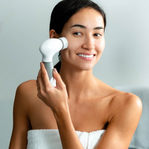 Klenz Face & Body Cleansing Brush Set