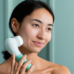Luhsh Facial Cleansing Brush Set