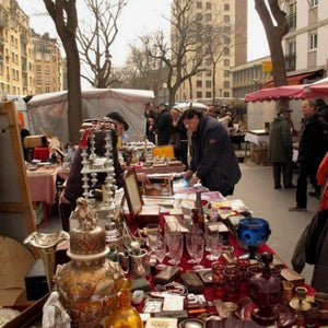 What to Expect at the Famous Paris Flea Markets