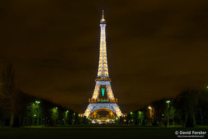 Why is Paris called the City of Lights?