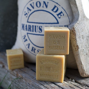 The Extraordinary Multi-uses of Savon de Marseille Cube Soap