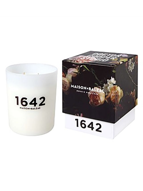 Maison Balzac 1642 Violet Blackberry and Cedarwood Candle