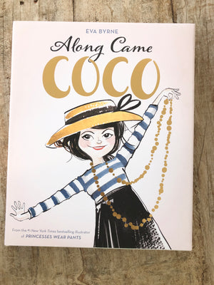 Along came Coco - Book