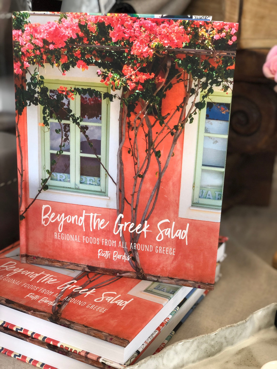 Beyond the Greek Salad by Ruth Bardis
