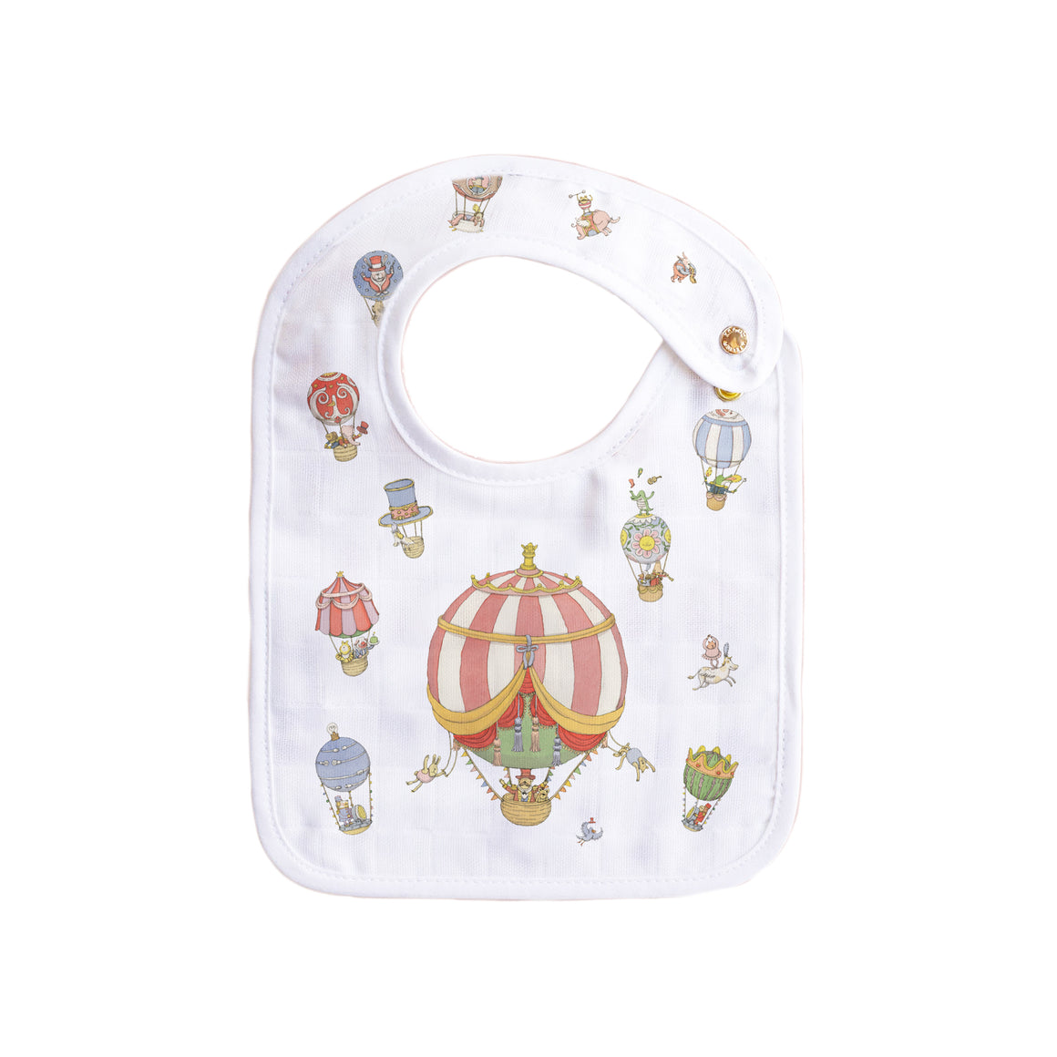 French Baby Bib - The Circus by Atelier Choux