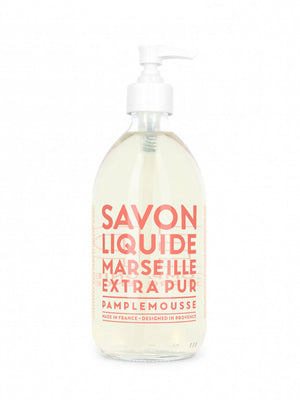Savon de Marseille Pamplemousse Liquid Soap Hand Wash (Pink Grapefruit)