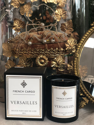 French Cargo Signature Collection Candle - Versailles