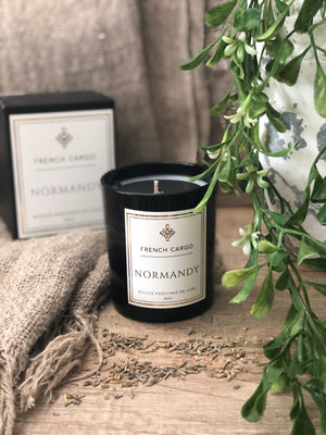 French Cargo Candle - Normandy