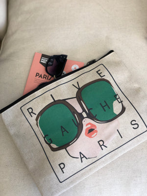 French Pouch - Rive Gauche Paris