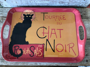 Le Chat Noir - Large Tray