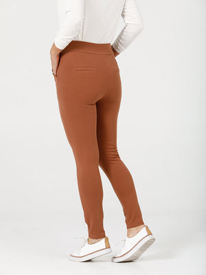 Pilot Stretch Pants - Rust