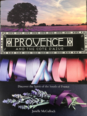 Provence and the Cote D'Azur Book