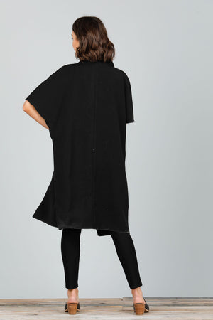 St Germaine Coat - Black