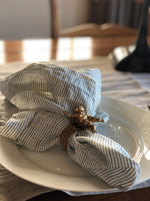 Linen Napkin - Stripes