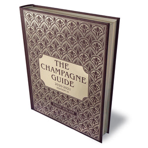 The Champagne Guide 2020-2021 Hardback book by Tyson Stelzer