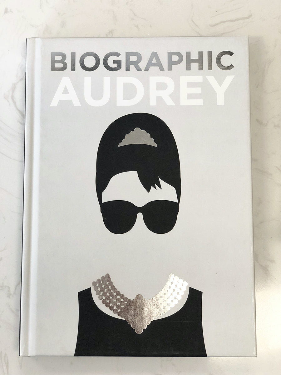 Biographic Audrey by Sophie Collins