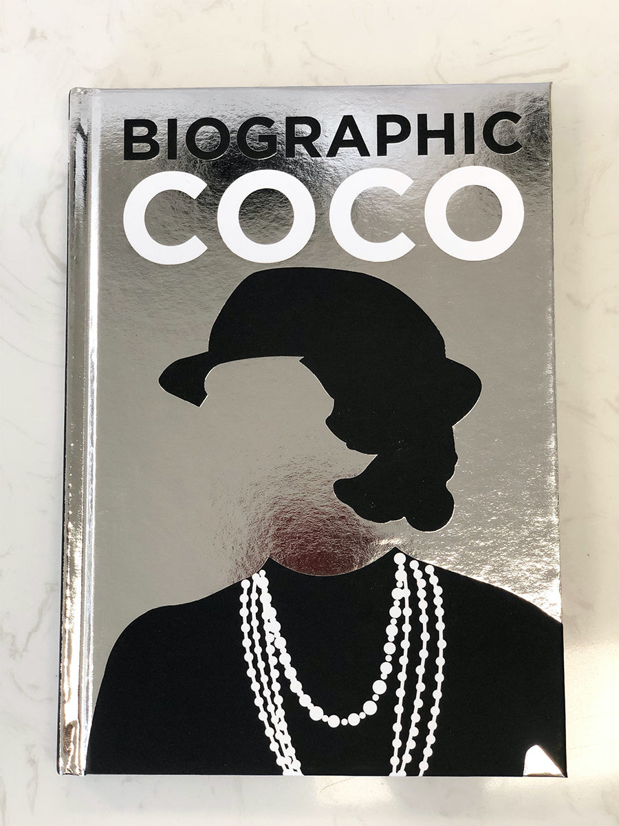 Biographic Coco by Sophie Collins