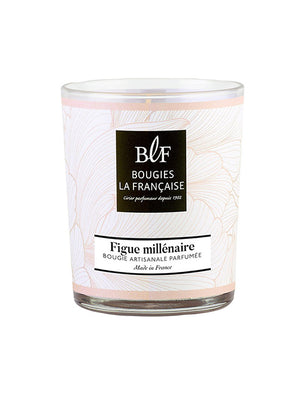 Bougies La Francaise Figue Millenaire Fig French Candle