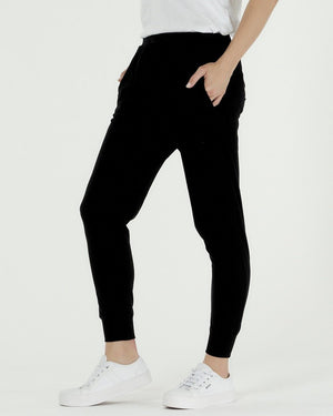Camila Lounge Pants in Black