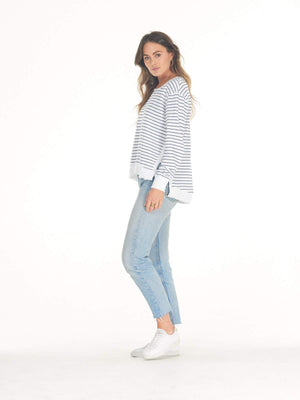Clé Organic Basics Addison Sweater