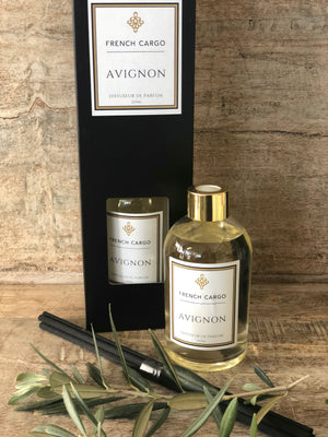 French Cargo Signature Collection Diffuser - Avignon