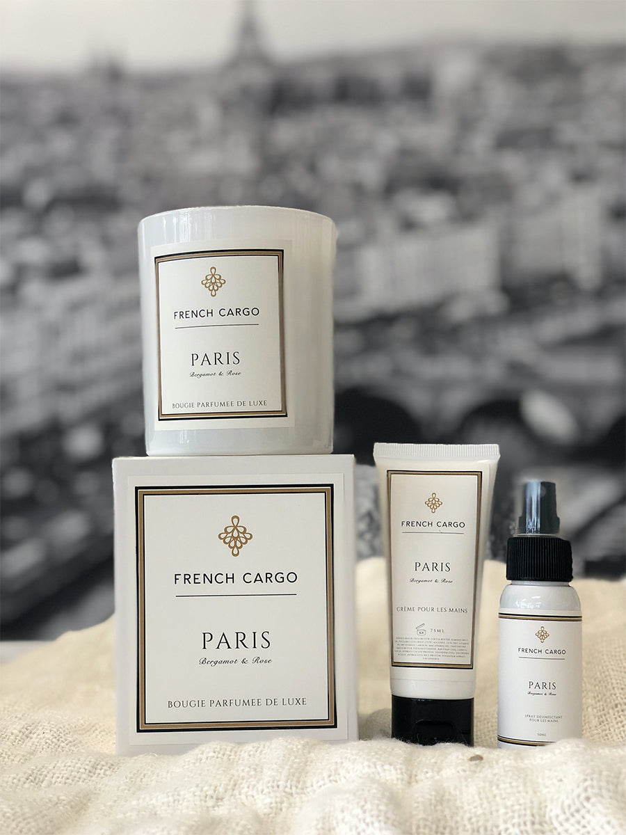 French Cargo Signature Collection Paris Gift Pack