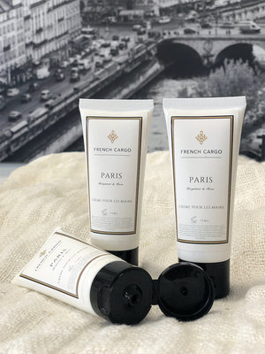French Cargo Signature Collection Hand Cream - Paris