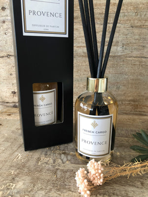 French Cargo Signature Collection Diffuser - Provence