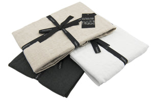 Linen Pillow Case - Granite