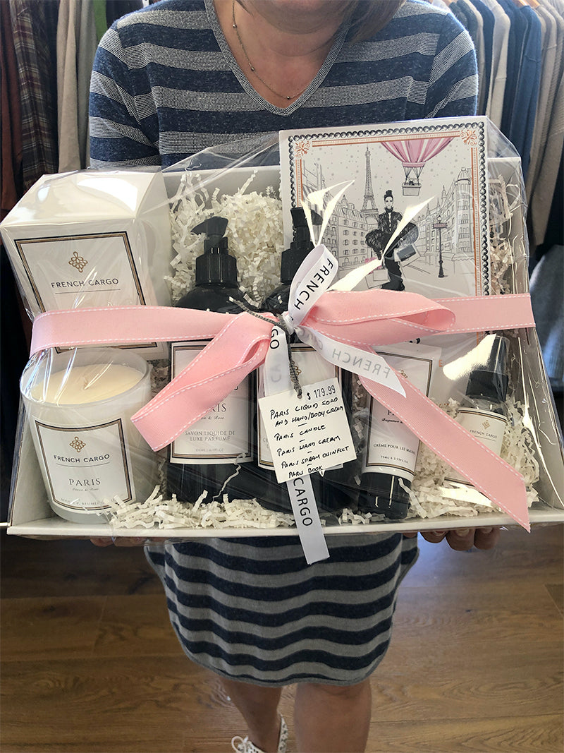 Luxury French Cargo Paris Hamper