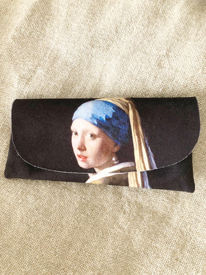 French Velour Glasses Case - Various styles