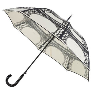 Eiffel French Umbrella by Guy de Jean (Ivory)